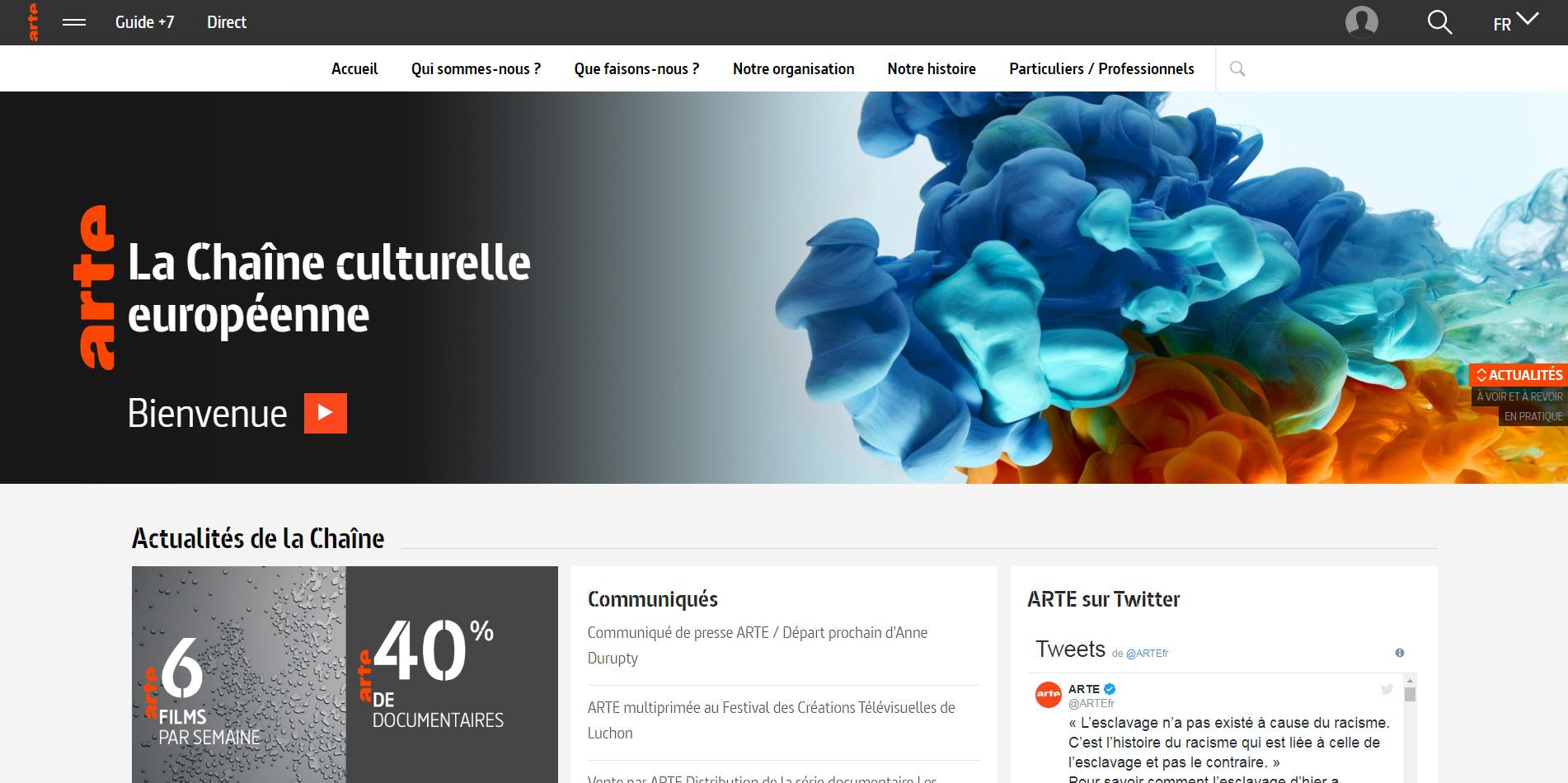 Arte - Arte Corporate