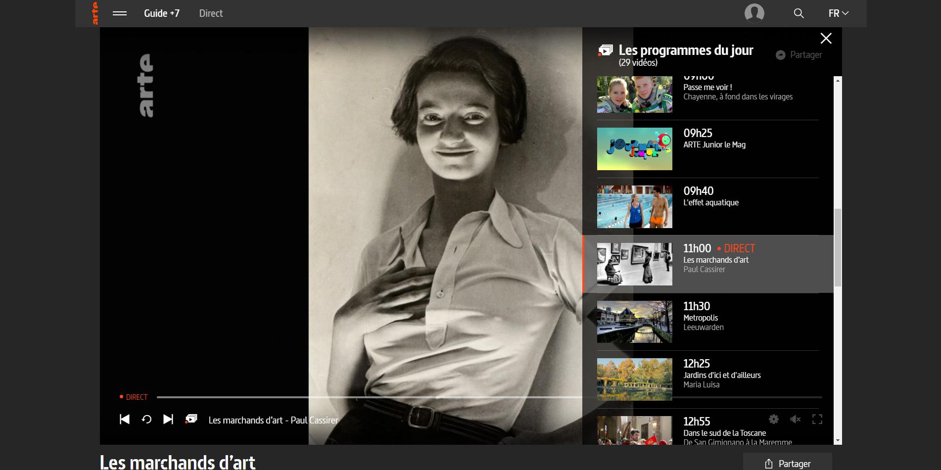 Arte - Arte Video Player
